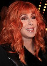Cher at the premiere of Burlesque.jpg