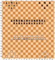 Chess on an Infinite Plane (starting setup of pieces).png