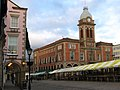 Chesterfield - Market Hall from The Yards - geograph.org.uk - 1094222.jpg