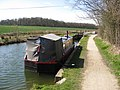 Chesterfield Canal - Approaching Browns Lock No 32 - geograph.org.uk - 747551.jpg