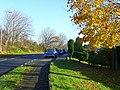 Chestnut Avenue, West Cross - geograph.org.uk - 1045045.jpg