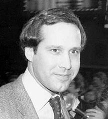 Chevy Chase w 1980