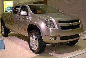 Chevrolet Cheyenne Concept Car Wikipedia