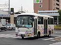 Chiba Rainbow Bus 130 Kamagaya City Kikyo East Line.jpg