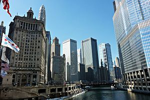 Contagion (film) - Some of Chicago's landscape provided for the setting of Minneapolis and Atlanta.