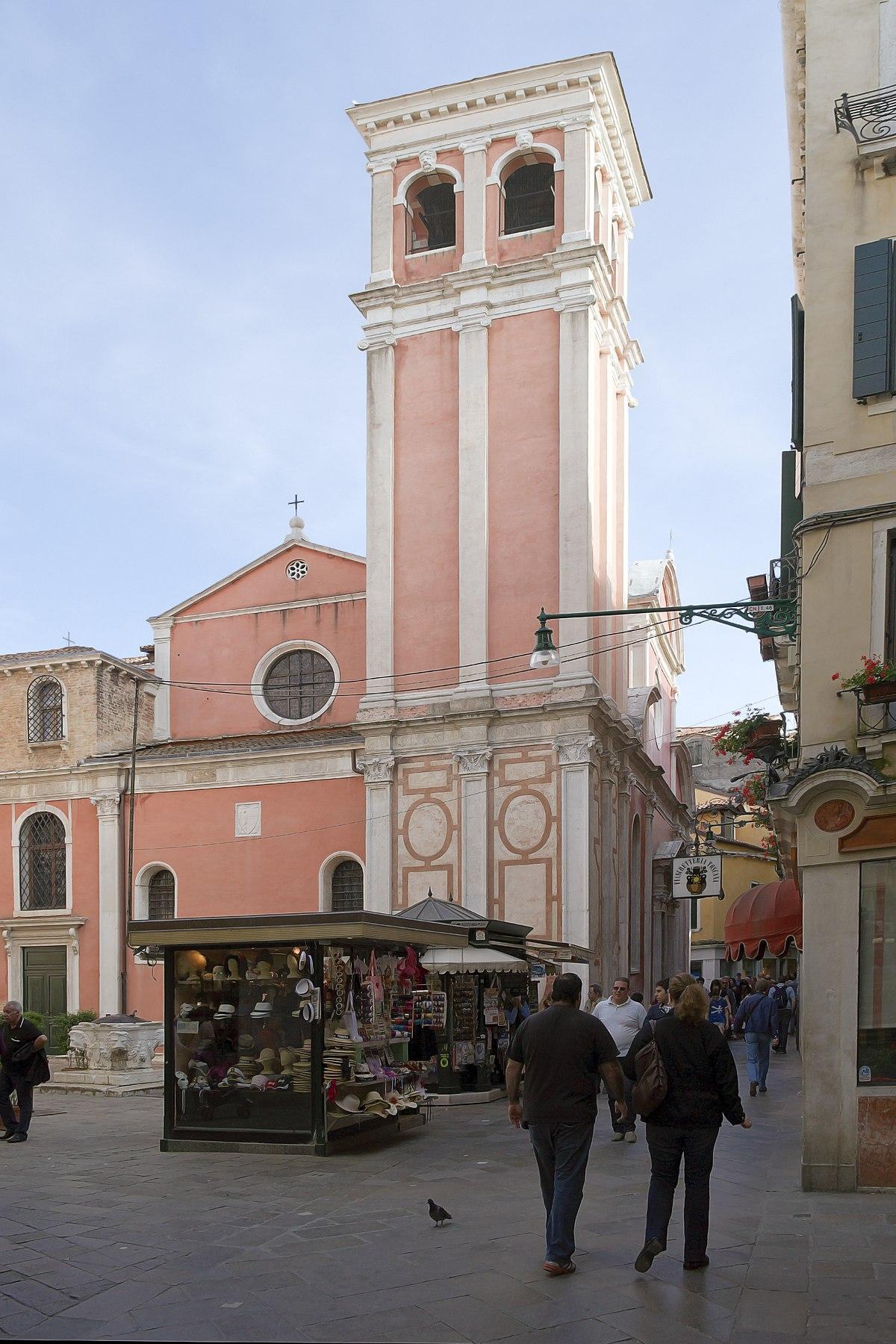 San Giovanni Grisostomo Venice Wikipedia
