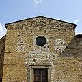 Chiesa di Santa Maria a Soffiano - Facade - Rose Window.jpg
