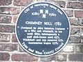 Chimney Mill - Heritage Plaque - geograph.org.uk - 1228196.jpg