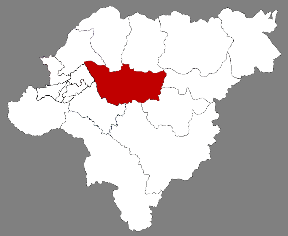 Location of Bin in Harbin