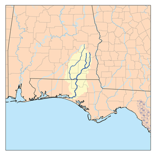 Choctawhatchee River River in the United States of America