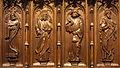 Choir stalls-St Etienne Church Moudon-IMG 7473.jpg