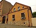 Chorzów, Plac Jana 9, jeden z domów w zespole osady robotniczej (układ przestrzenny pl. św. Jana), 1 poł. XIX w. Nr ID 639273.jpg