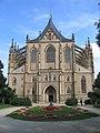 Chram sv Barbory Kutna Hora 2005 08 27.JPG