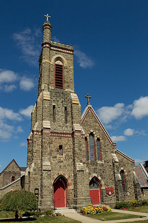 Christ Episcopal Church (Williamsport, Pennsylvania) - Christ Episcopal Church