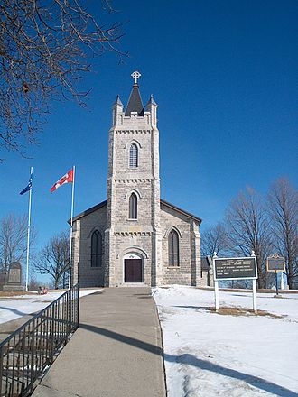 Chapel Royal - Christ Church, Her Majesty's Chapel Royal of the Mohawk