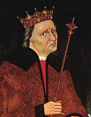 Christian I of Denmark - Portrait at Frederiksborg Castle, 15th century