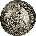 Christian von Liegnitz-Brieg, talar, 1666.jpg