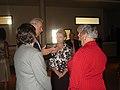 Christine Gregoire, Janet Napolitano, Ruth Ann Minner, Kathleen Sebelius and Joe Biden DNC 8 (2842438140).jpg