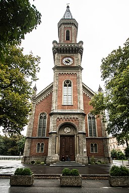 Christuskirche Iglesia de Cristo