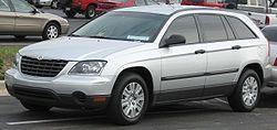 Pre-facelift Chrysler Pacifica Base