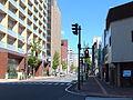 Chuo-dori of Akita 20130826.jpg