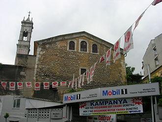 Samatya - The church of Saint Menas