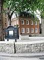 Churchyard of St Helen's, Bishopsgate - geograph.org.uk - 921540.jpg
