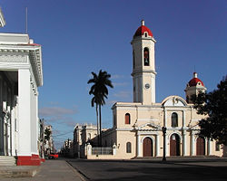 Downtown Cienfuegos