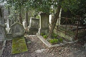 Pierre-Louis Ginguené - Guinguné's grave at Père Lachaise cemetery