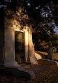 "Cincinnati - Spring Grove Cemetery & Arboretum ""Groesbeck Mausoleum at Sunset"" (4133095698).jpg"