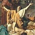 Ciseri, Antonio - Das Martyrium der sieben Makkabäer - 1863 (section).jpg