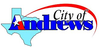Andrews, Texas - Image: City Logo