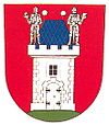 Coat of arms of Čkyně