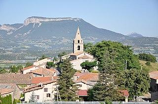 Claret, Alpes-de-Haute-Provence Commune in Provence-Alpes-Côte dAzur, France