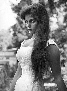 Claudia Cardinale (1957)