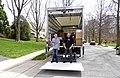 Cledis & Mike Estes Picking Up Radios For Auction At Cledis Estes Auctions II Of Medina, Ohio (32955715804).jpg