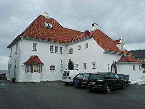 Ole Landmark - Image: Clementsgaard