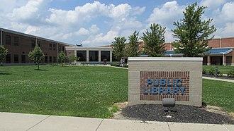Wilmington Public Library - Image: Clinton Massie Library