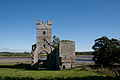Clonmines Friary Tower and Choir 2010 09 27.jpg