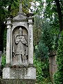 Cmentarz Łyczakowski we Lwowie - Lychakiv Cemetery in Lviv (Tomb of bishop Adam Jasinski) - panoramio.jpg