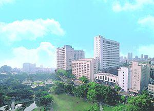 China Medical University (Taiwan) - China Medical University Campus