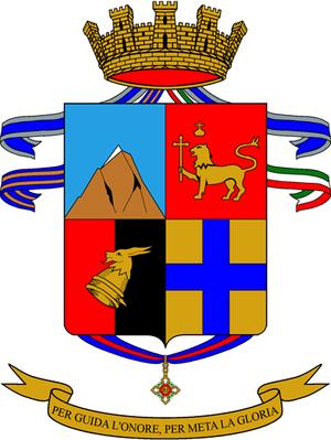 Gorizia Mechanized Brigade - Image: Co A mil ITA rgt fanteria 041