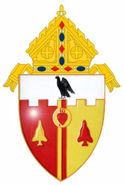 Coat of Arms Diocese of Dodge City, KS.png