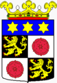 Coat of arms of Nuenen, Gerwen en Nederwetten.png