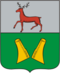 Coats of arms of Knyaginin.png