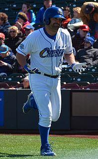 Cody Decker American baseball player