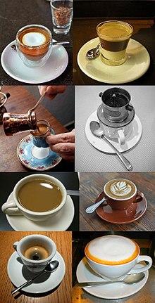 Koffie wikipedia - Scandinavische coktail ...
