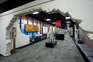 CIA Museum - Image: Cold War Gallery Flickr The Central Intelligence Agency