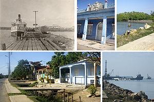 Batabanó, Cuba - Image: Collage Batabanó