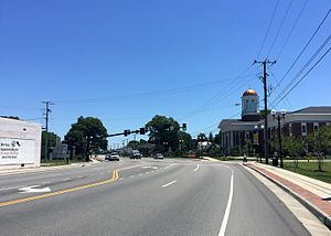 Colonial Heights, Virginia - Boulevard, in Colonial Heights, Virginia